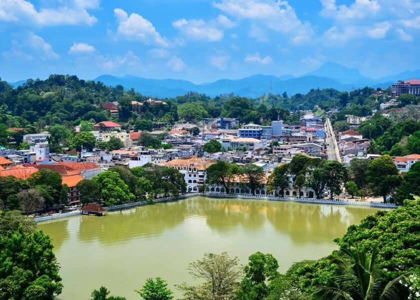 Airport/Kandy