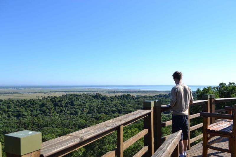 4 Day Hluhluwe/ Imfolozi Game Reserve Safari & St. Lucia Wetland Park