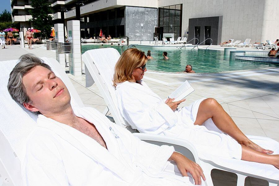 7 Days Health Spa and Wellness, Taste of Piestany