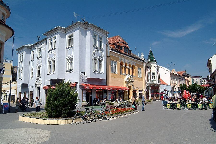 Stay in Piestany