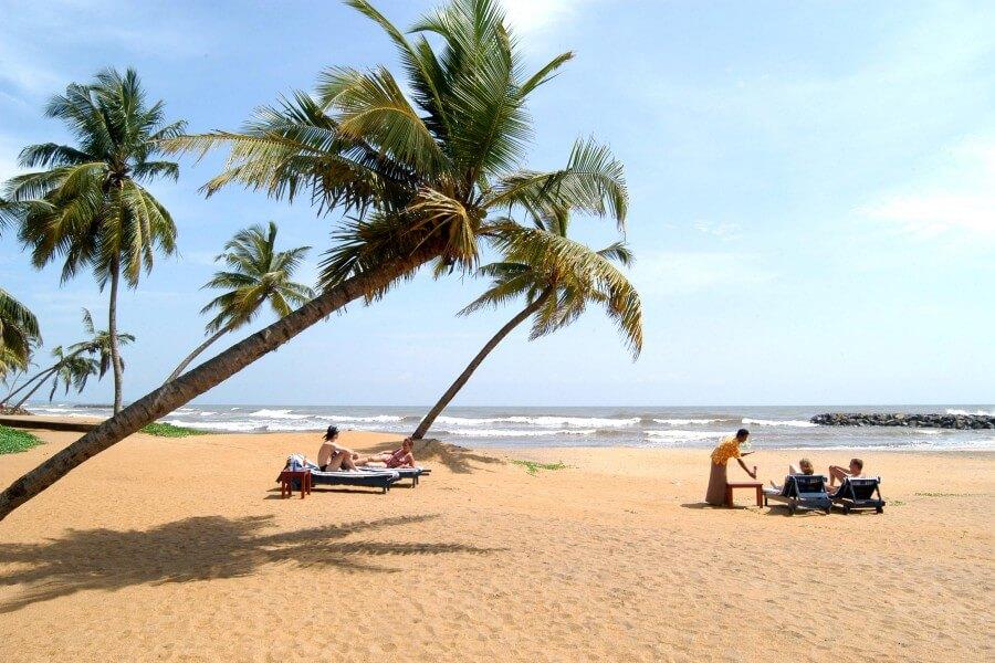 Sigiriya/Negombo