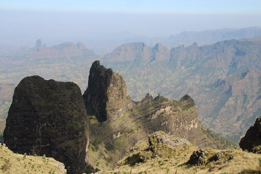 Simien Mountain Biking