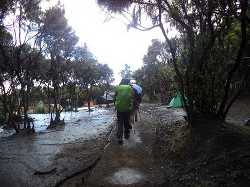 Barafu Camp - Uhuru Peak - M