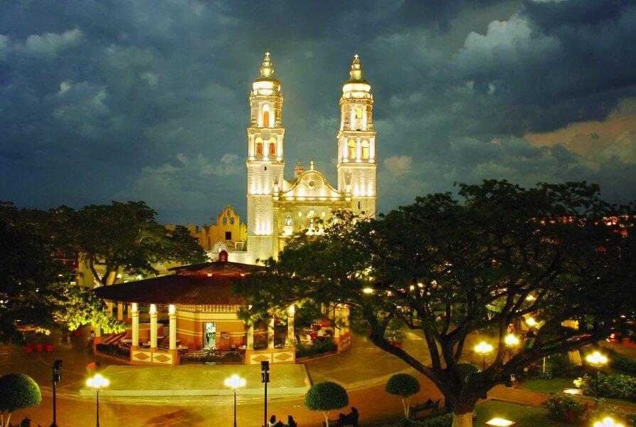 MEXICO CITY, CHIAPAS & YUCATAN