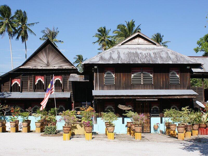 Round Penang Island
