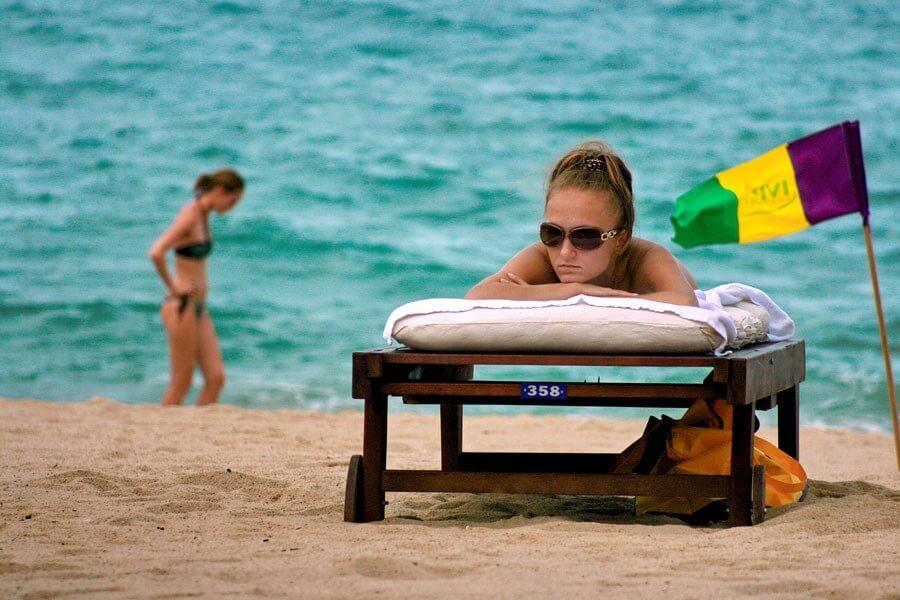 The Beach Break in Vietnam 18 days
