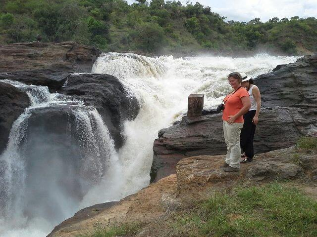 Transfer to Murchison Falls
