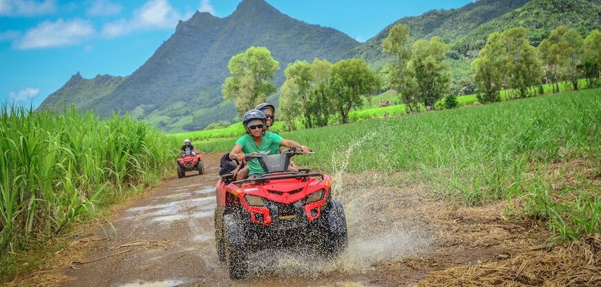 Sportive Package - Mauritius - North