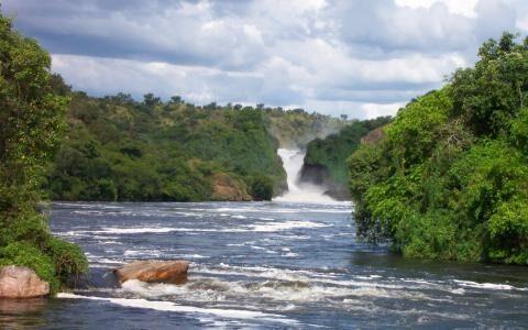 Transfer to Murchison Falls