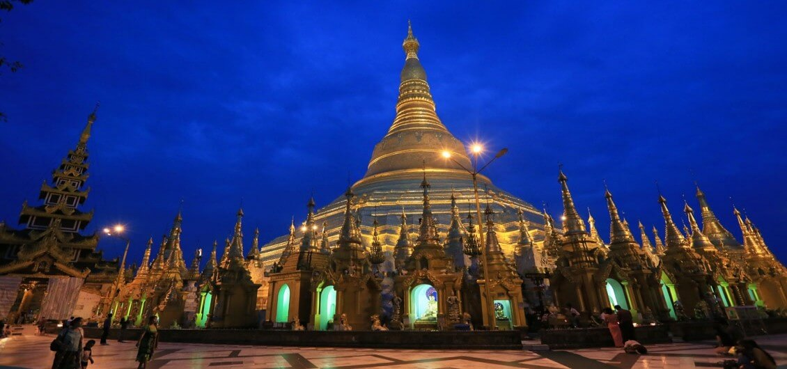 8 Days Highlights of Myanmar