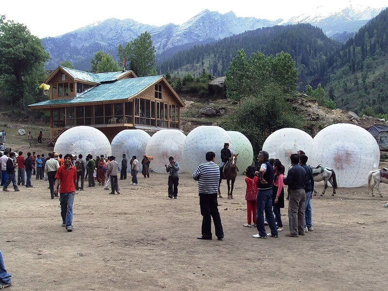 Scenic Shimla and Manali with Chandigarh Tour