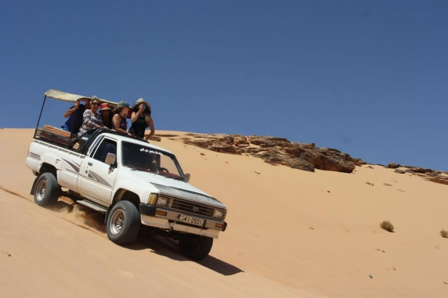 Fly & Drive Jordan – Self-Drive Tour
