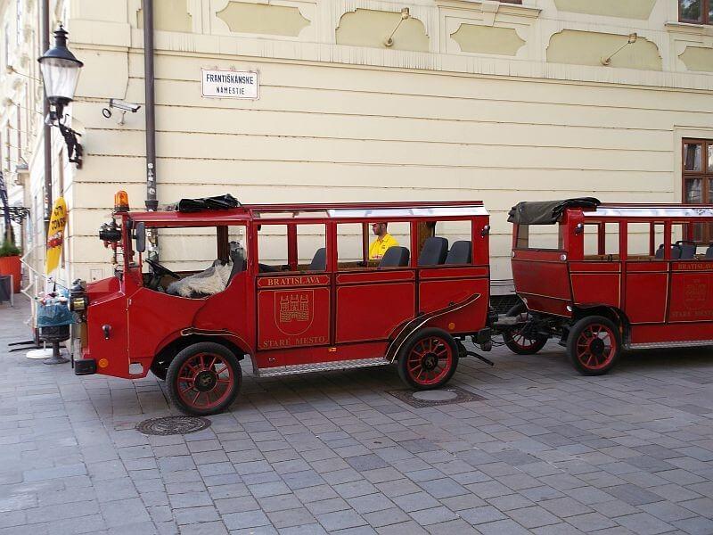 5 Days Bratislava Citybreak