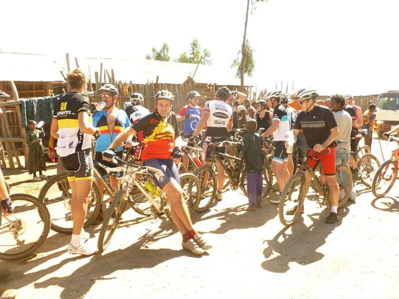 Ethiopia Mountain Biking Tours