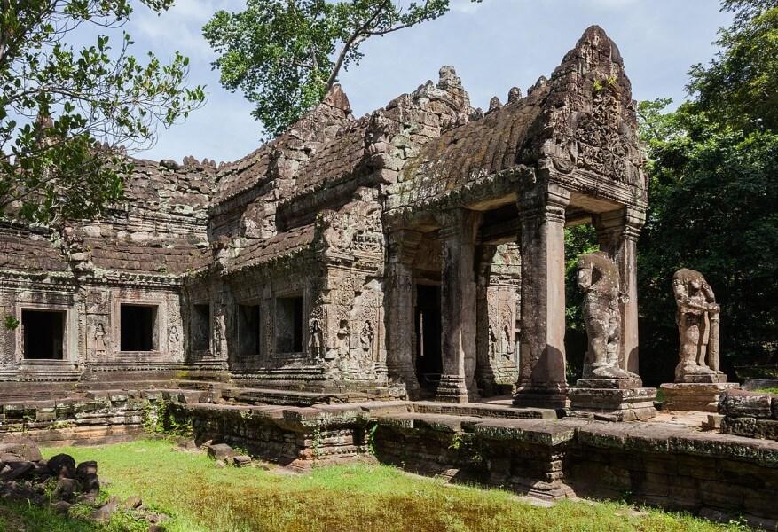 Siem Reap city tour