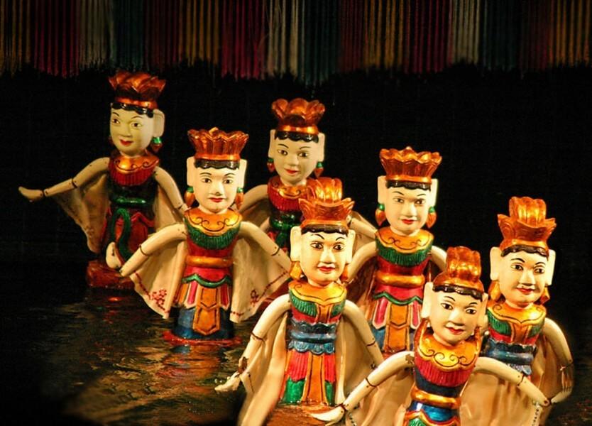 Ha Noi city tour