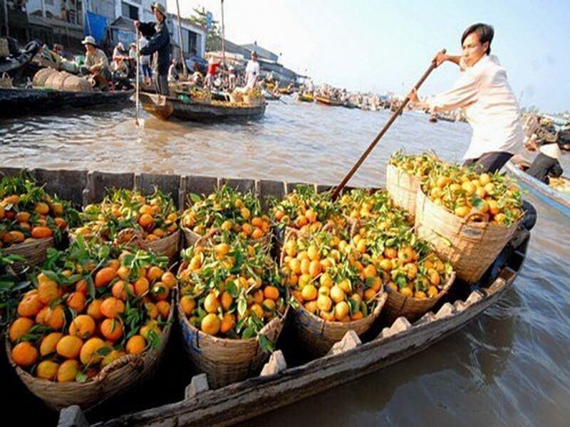 Can Tho - Saigon