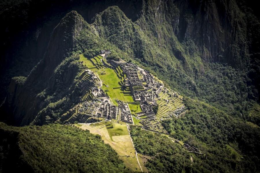 Machu Picchu Sanctuary Tour