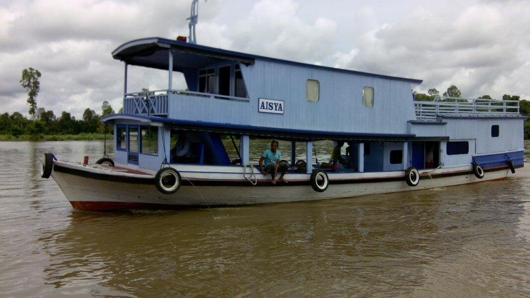 Mahakam River Tour