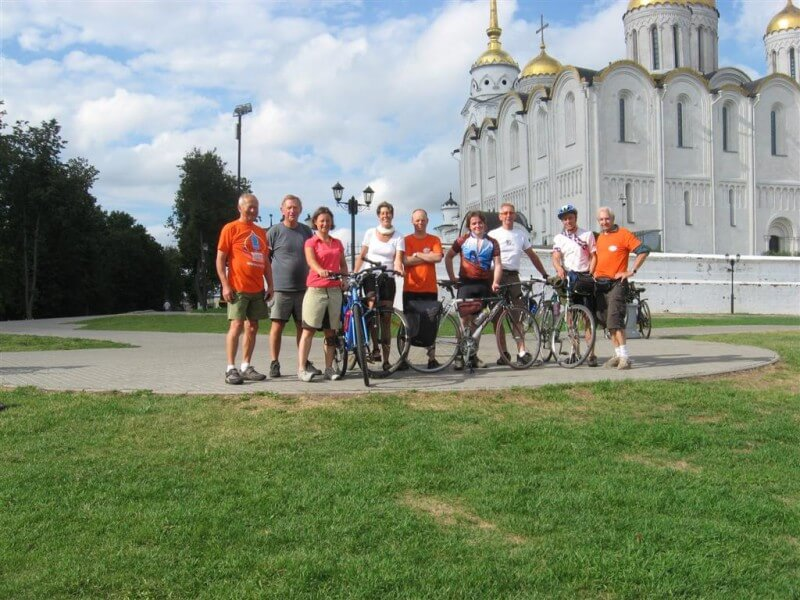 Golden Ring Of Russia Independent Bicycle Tour