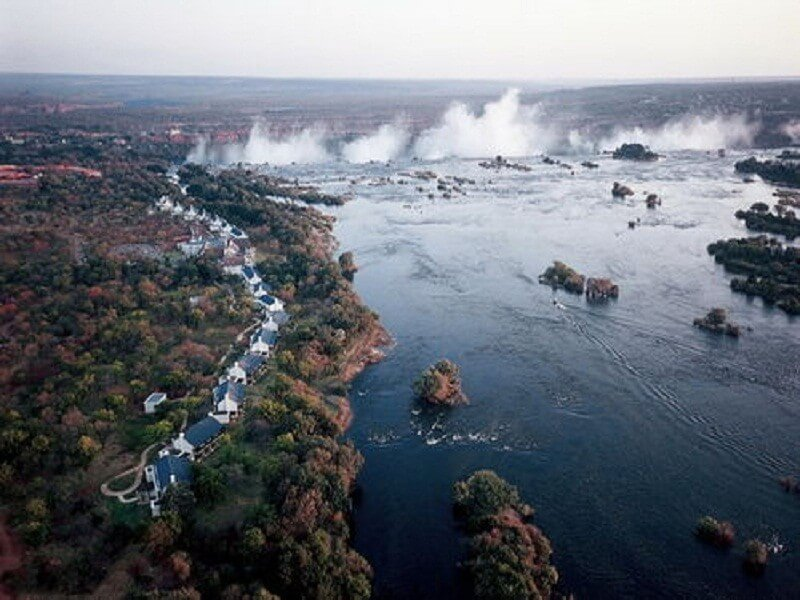 3 Days at Livingstone, Zambia and Chobe National Park, Botswana