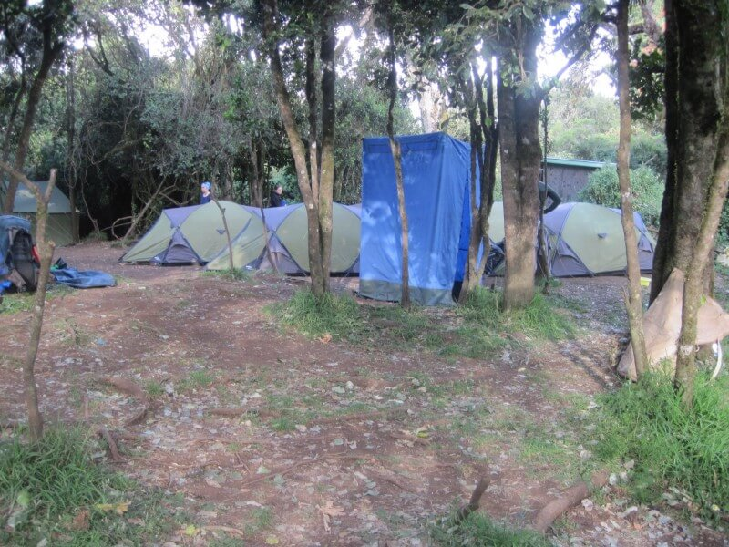9 - Days Kilimanjaro Lemosho route