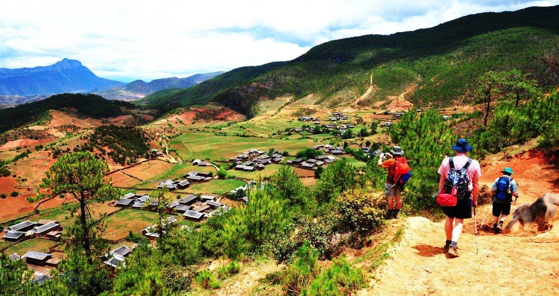 Trek Along the Yangtze (16 days)