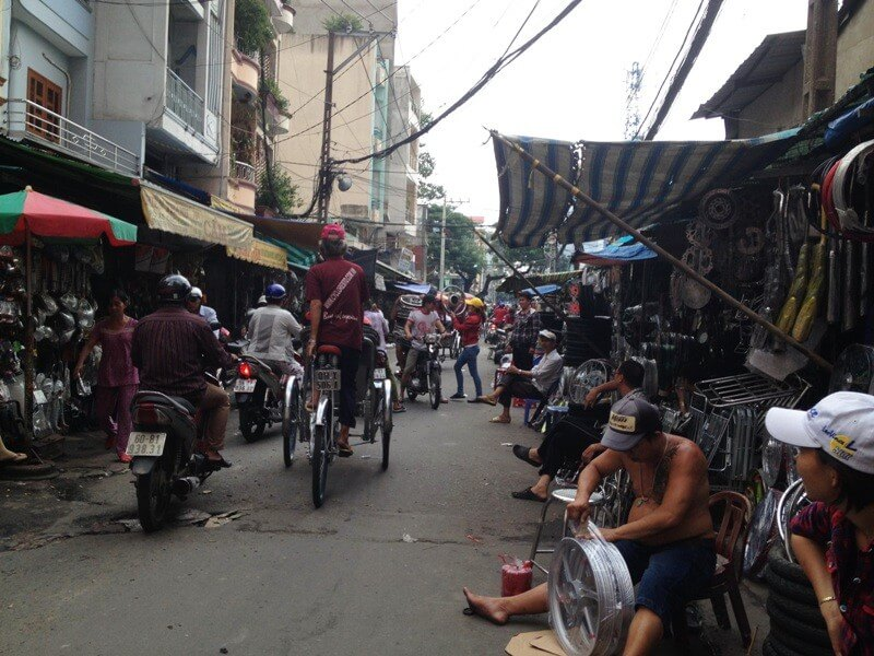 HCMC – City Tour(B)