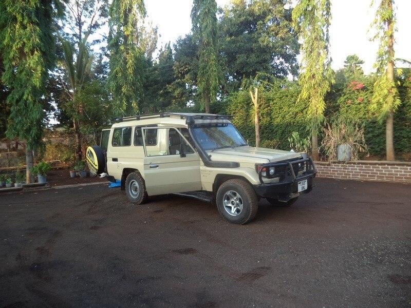 5 Days Camping Safari to Tarangire,Serengeti, Ngorongoro Crater & Lake  Natron
