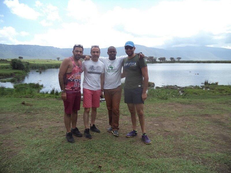 Lake Natron –Moshi or Arusha
