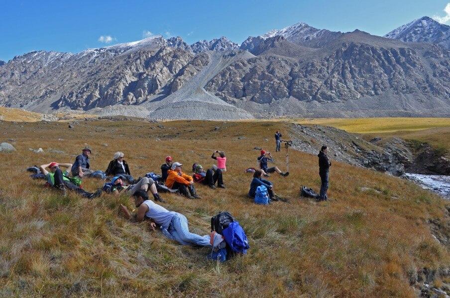 Holy Altai Inspiring Trail