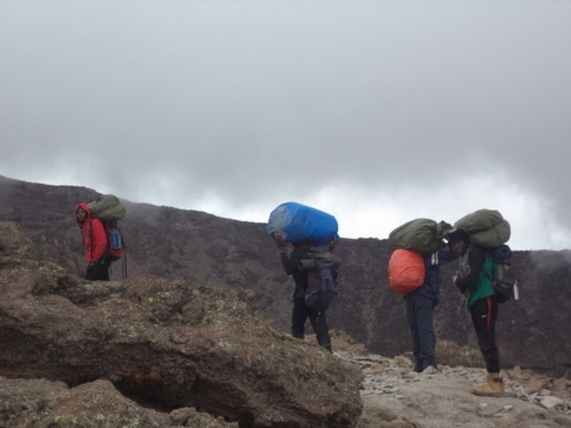 Mount Kilimanjaro Climbing via Lemosho Route 9 Days