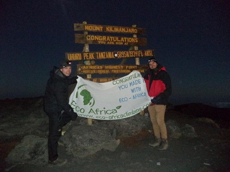 Mount Kilimanjaro Climbing via Machame Route 9 Days