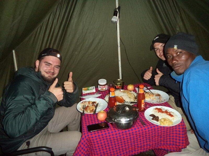 Mount Kilimanjaro Climbing via Rongai Route 9 Days