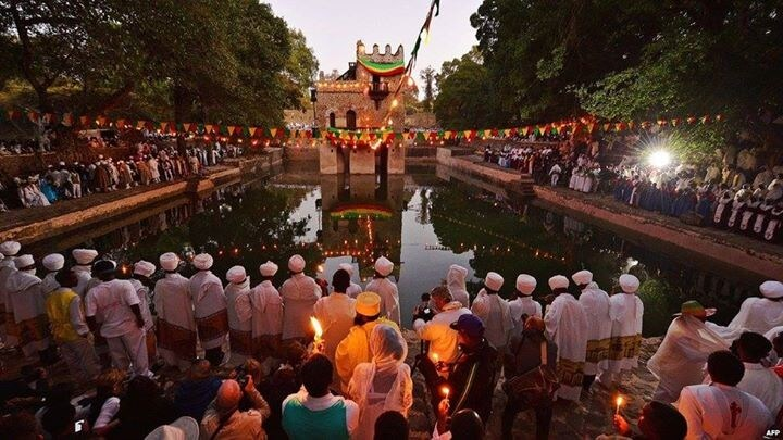 8 Days Timkat Festival (Ethiopian Epiphany) + Northern Historic Tour