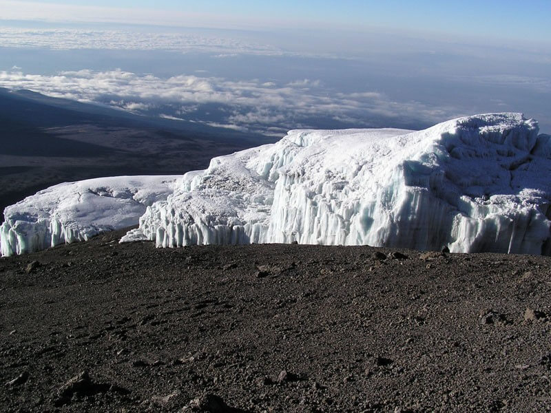 HIKING POLEPOLE UP TO KILIMANJARO: The Machame route, 6 days / 5 nights