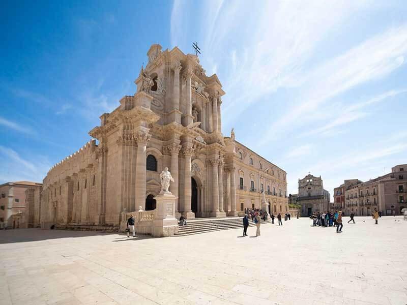 SELF-DRIVE TOUR SICILY