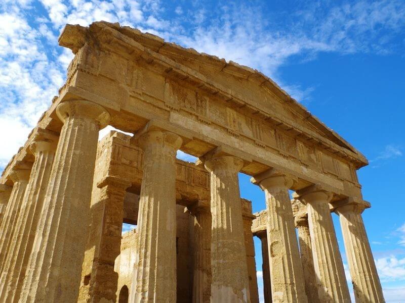 Piazza Armerina – Agrigento