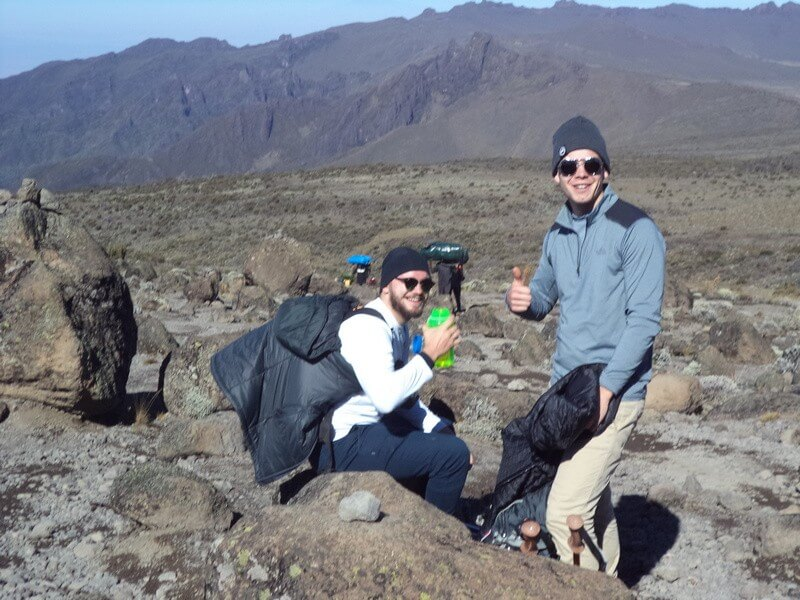 Mount Kilimanjaro Climbing via Rongai Route 8 Days
