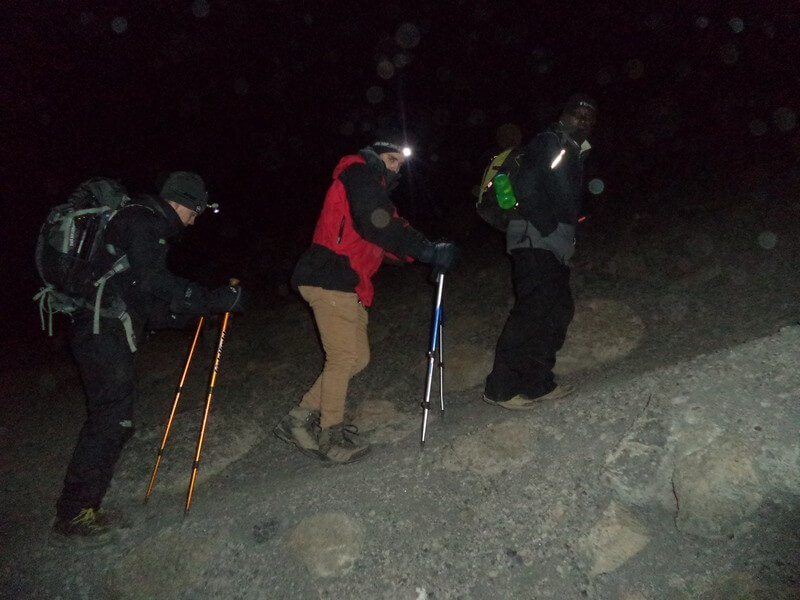 Mount Kilimanjaro Climbing via Marangu Route 8 Days