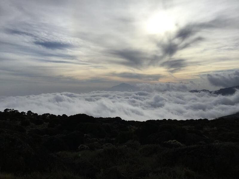Mount Kilimanjaro Climbing via Marangu Route 7 Days
