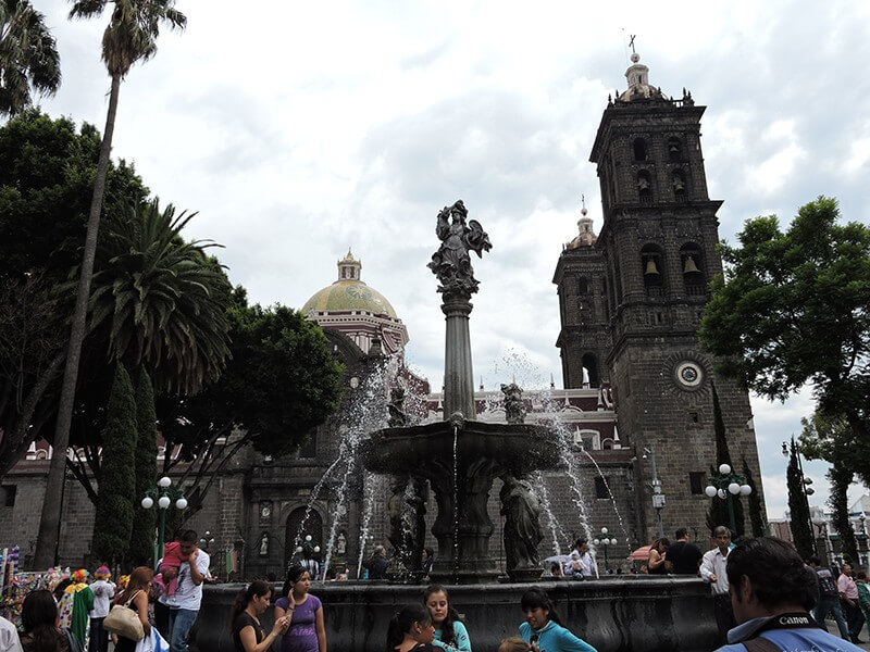 Free Day in Puebla