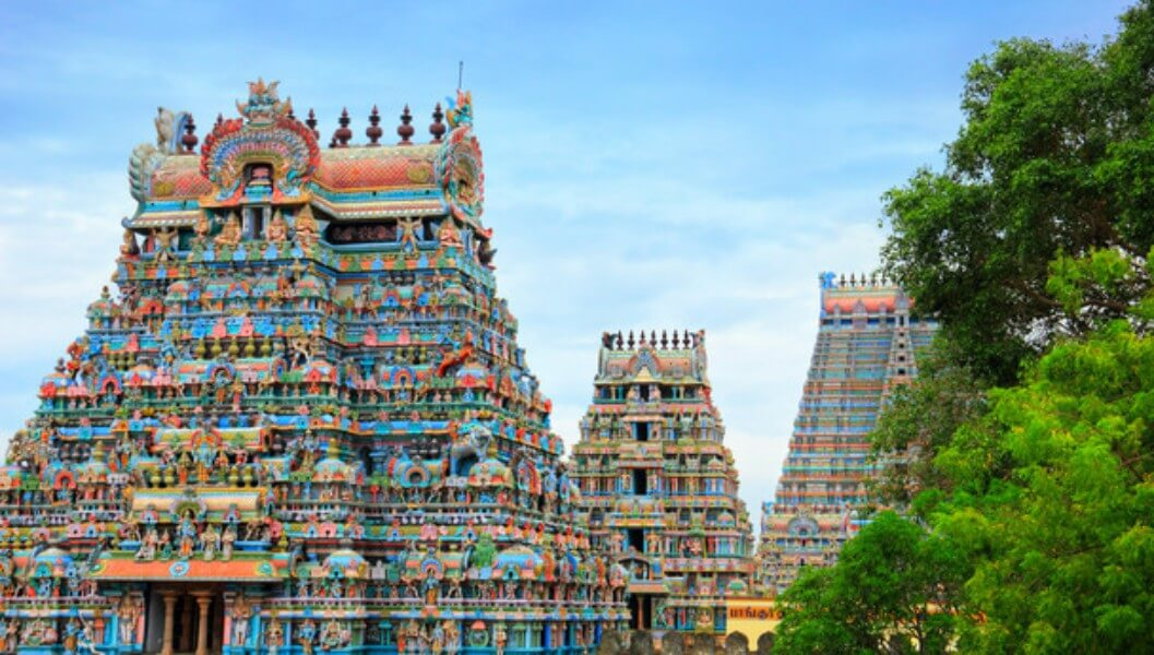 Best Of Kerala With Madurai – 09Night / 10Days