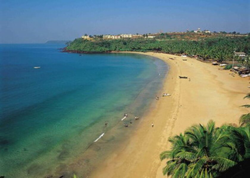Forts, Palaces Of Karnataka And Golden Beaches Of Goa –11Nights / 12Day