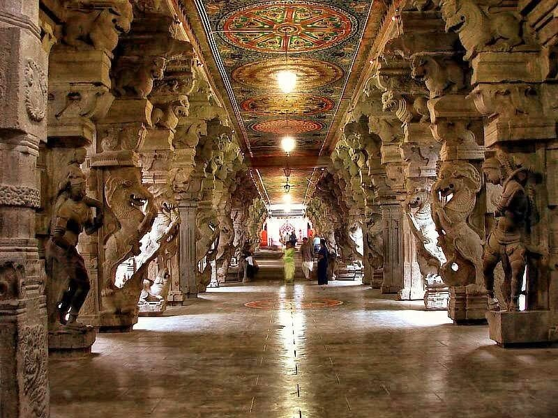 Best Of Tamilnadu And Kerala – 17Nights / 18Days