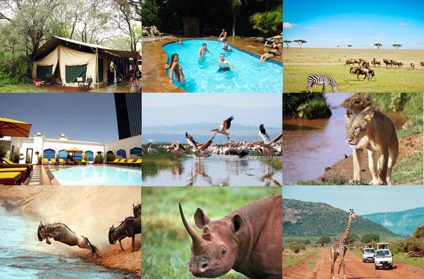 Masai Mara Experience - Schedule
