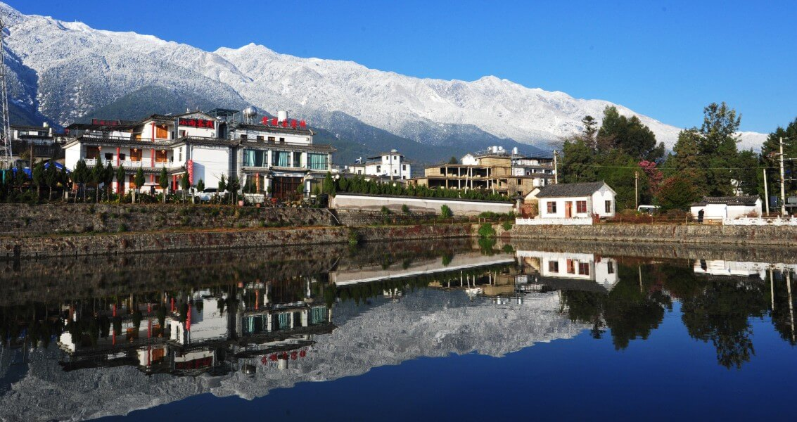 Kunming Chengdu Overland (16 days)