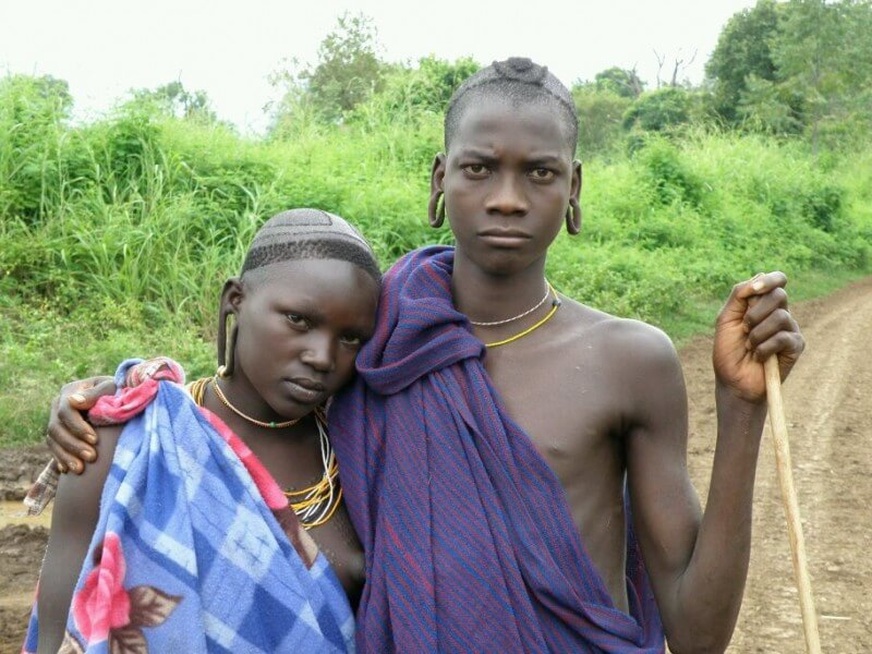 10 Days Cultural and Natural Tour of the Lower Omo Valley in Southern Ethiopia