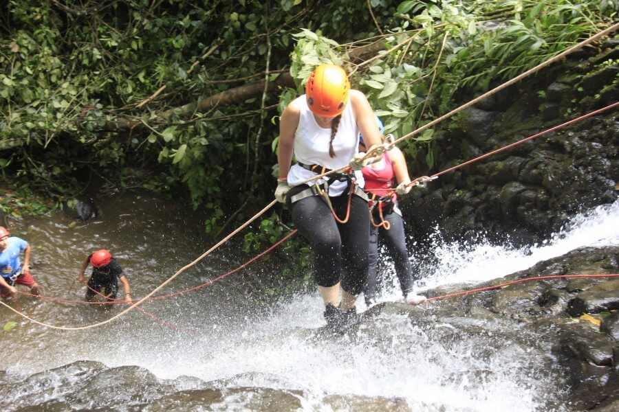 DAY AT LEISURE IN TURRIALBA
