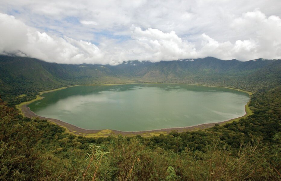 Tanzania - Tarangire, Serengeti, Ngorogoro Crater Safari 3 nights/4 days